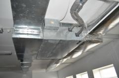Ремонт систем вентиляции в Украине
