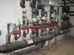 Монтаж и ремонт систем центрального отопление
