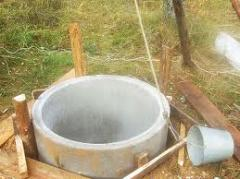 Construction of wells