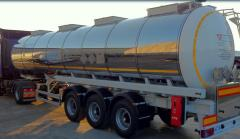 Wine material cargo transportation food tanks with