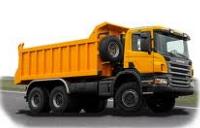 Automobile cargo transportation across Ukraine