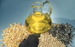 Переработка масличных культур