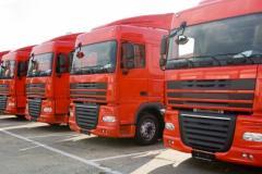 Услуги по транспортировке грузов