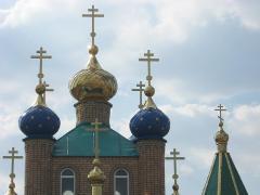 Покрытие куполов из металла Донецк