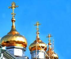 Возведение куполов Краматорск