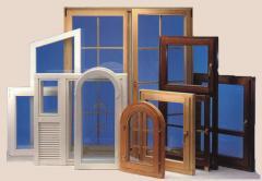Монтаж металопластикових конструкцій (вікон,