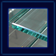 Molding and processing of sheet glass