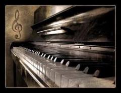 Transportation of a grand piano, piano, lifting