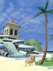 Проектирование аква зон, аквапарков