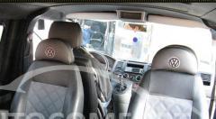 Salon of the minibus Volkswagen T5