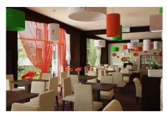 Дизайн кафе, баров. Крым. Симферополь