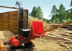 Дереводробильные машины (дереводробилки)