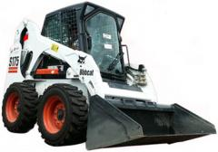 Rent pass Bobcat loaders