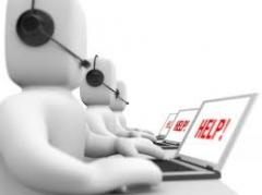Telemarketing, sales by phone, a telephone survey