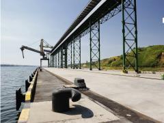 Навантаження й розвантаження в портах