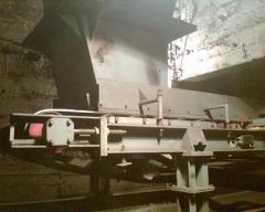 Repair of the equipmen