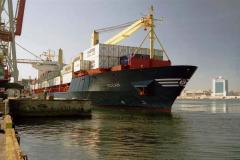 Odessa port Tanker shipping