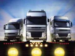 Cargo cars of transportation