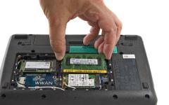 Увеличение объема оперативной памяти ноутбука