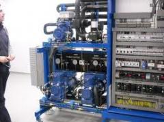 Пусконаладка и техническое обслуживание оборудования