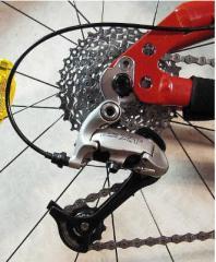 Настройка велосипедов, Натяжка, центровка и