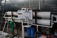 Пусконаладка оборудования химводоподготовки. Ремонт, монтаж и наладка