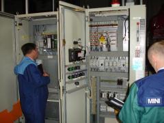 Техническое обслуживание промышленного