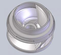 Design of foundry equipment the Rotor in Kharkiv