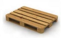 Utilization of pallets