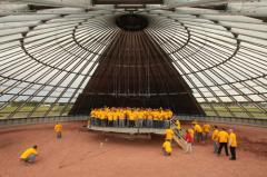 Проектирование и монтаж зернохранилищ (силосов)