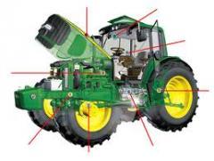 Ремонт сельскохозяйственной техники