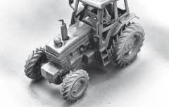 Ремонт запчастей для тракторов