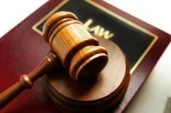 Представление интересов в судах,  органах...