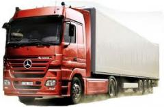 International transport abroad