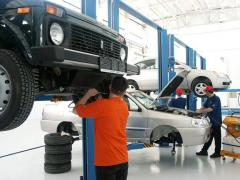 Антикоррозийная обработка кузова авто