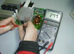 Техническое обслуживание и ремонт приборов
