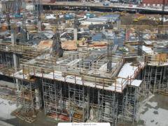 Строительные услуги, Подрядчики по строительс