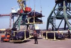 Экспедирование грузов, логистические услуги, транспортные перевозки