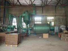 Sale installation and commissioning of lines of