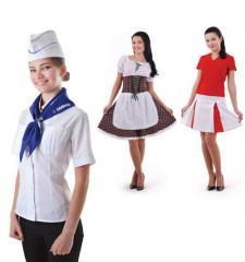 Tailoring of promo-clothes Nikolaev, Tailoring of