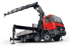 Motor transportation services