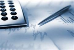 Audit of the enterprises and organizations. Audit