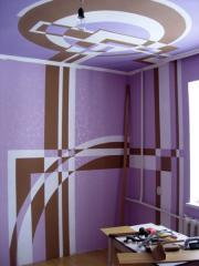 Роспись стен и панно