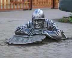 Монтаж систем водоотведения в Кировограде (локальных, площадковых, групповых, квартальных)