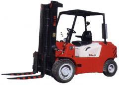 Maintenance of loading equipmen