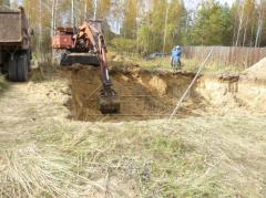 Работы землеустроительные