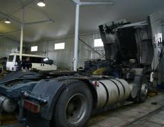Автосервис, продажа запчастей,  комплексный ремонт грузовой техники и полуприцепов