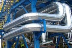 Теплоизоляция труб и емкостей