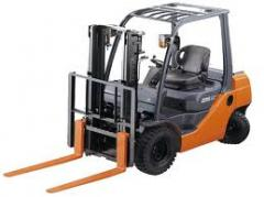 Repair and modernization of loaders of all types