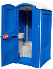 Service of dry closets, rent of dry closets